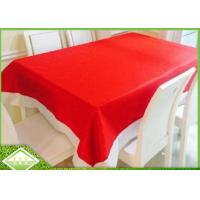 Wholesale Disposable PP Spunbonded Non Woven Table Covers TNT Recycle bio-degradable from china suppliers