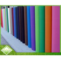 Wholesale Mult Colored Polypropylene Non Woven Fabric Cloth SpunBonded Technics Anti - Static from china suppliers