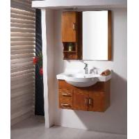 Wholesale Bathroom Cabinet / OAK Bathroom Cabinet (W-132) from china suppliers