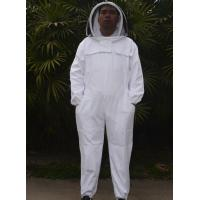 Wholesale Single Layer Terylene and Cotton Material Beekeeping Protective Clothing with Bee Hat from china suppliers