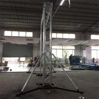 Wholesale Screw Square Aluminum Roof Truss Rigging For Concert Events Heavy Load Capacity from china suppliers