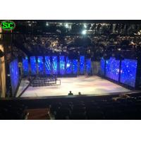 Wholesale Advertising 3mm Led Video Wall Rental For Live Show / Ultra Thin Led Display Rgb from china suppliers