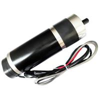 China 12V / 24V No Load Speed Brushless DC motor Planetary gear motor with encoder on sale
