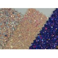 Stereoscopic Luxury Home Decor 3D Glitter Fabric For Living Room Wall Paper