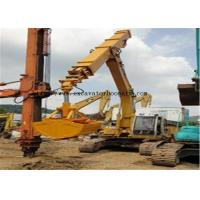 Wholesale EX250 Backhoe Clamshell Bucket , Ground Digging Excavator Rotating Bucket from china suppliers