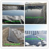 HDPE Smooth Geomembrane Fish Farm Pond Liner Manufacturer from Amanda-BPM Corporation.jpg