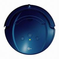 Robotic Vacuum Cleaner With Stair Recognition Sensor Anti