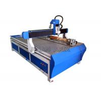 Wholesale Computer Controlled Cnc Wood Carving Machine , 3D Woodworking 4 Axis Cnc Wood Router from china suppliers
