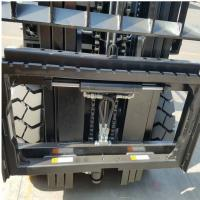 China High Efficiency Forklift Truck Attachments / Fork Truck Lifting Attachment Load Center 600mm on sale