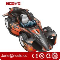 Wholesale Personalised Gifts for Boy, 3D Racing Car with plastic wheels from china suppliers