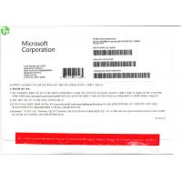 Wholesale Win 10 Pro Software OEM Pack 64 Bit , OEM Operating System Korean Language Version from china suppliers