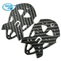 Wholesale cnc matte twill carbon fiber universal plate, carbon fiber cnc cutting parts customized made from china suppliers