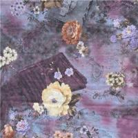 Wholesale Calico Fabric, Made of Polyester/Spandex Paper Printing Fabrics, Used for Curtain from china suppliers