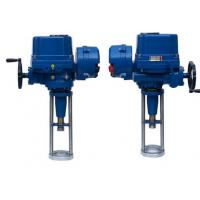 Explosion Proof Linear Actuator Rising Stem Ball Valves