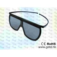 Wholesale 3D TV Cinema Use Circular polarized 3D glasses CP297GTS04 from china suppliers
