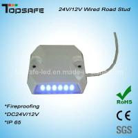 Quality 220V LED Tunnel Wired Road Stud for sale