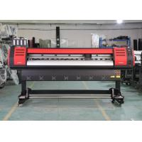 China Automatic Digital Solvent Printer For Outdoor Advertising Board on sale