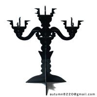 Wholesale CH (16) clear fake glass candelabra from china suppliers