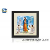 Wholesale Religion Photo Custom Lenticular Poster 3D / 5D Decorative For Living Room from china suppliers