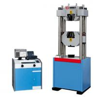 Wholesale WEW-D Computer screen display hydraulic universal testing machine (six cylinder) (2000KN C from china suppliers