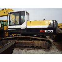 Wholesale Well maintenance Original japan Used KOMATSU PC200-5 Excavator For Sale from china suppliers