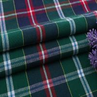Buy cheap Factory Wholesale Gingham Pattern Cotton Brushed Check Fabric from wholesalers