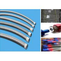 Wholesale An6 oil cooler hose rubber 304 stainless steel wire braided an hose high pressure temperature assembly hydraulic hose li from china suppliers