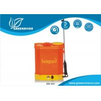 Wholesale Orange high pressure Knapsack Power Sprayer 0.15-0.4Mpa from china suppliers