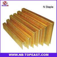 China N Staples Series for Pneumatic Gun 16,19,22,25,28,30,32,35,38,41,44,48,50mm on sale