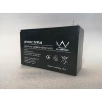 Wholesale ABS Plastic Cover Sealed Lead Acid Battery With Long Service Life from china suppliers