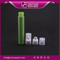 Wholesale 10ml plastic bottle and 8ml plastic roll on deodorant empty bottle from china suppliers