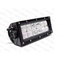 Wholesale Rainproof 10 - 30 Voltage Brightest White Led Light Bars For ATV / Truck / Offroad from china suppliers
