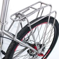 Wholesale Anti Rust Titanium Bike Components Bike Carrier Pannier Customized Service from china suppliers