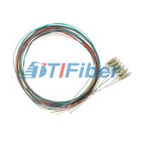 Wholesale MTRJ MU MPO E2000 Fiber Optic Pigtail for OM4 Fiber Optic Adapter from china suppliers