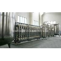 Wholesale Mineral Pure Water Making System/Water Treatment Filter (RO-3 UF-3) from china suppliers