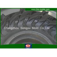 Quality Agricultural Curing Process Tire Mold 45 # Forging Mould Tire Press Casting Mold for sale