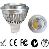 Wholesale Dimmable 4W COB MR16 Bulb (WD-MR16-4W-C) from china suppliers