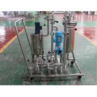 Wholesale Filter Press Proposal Packaging Production Line Equipment Glass Bottle Filling Machine from china suppliers