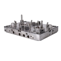 Buy cheap High Quality Dongguan Mould Factory Customized Design Plastic Injection Molding For In Mold Label Plastic Parts from wholesalers