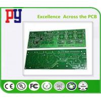 Wholesale 2 Layer Rigid PCB Circuit Board 1.6mm Thickness Fr4 Base Material Metallized Holes from china suppliers