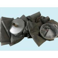 Wholesale Professional Fiberglass Filter Bag / Cement Dust Collector Bags Customized Size from china suppliers