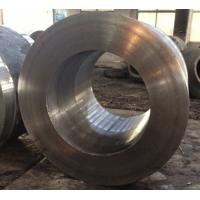 Wholesale GB ASTM Pipeline Barrel Forged Cylinder Sleeve Carbon Steel Forging from china suppliers