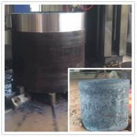 Quality Forged Shell Heavy Steel Forgings Special Sizes Manufacturing & Mining Cylinder for sale