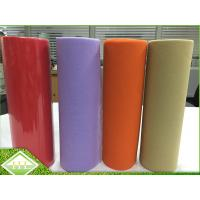 Wholesale Degradable Spunbond Non Woven Fabric Roll , Disposable PP Nonwoven Tablecloth from china suppliers