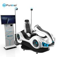 Wholesale Earn Money Quickly! VR Racing Kart 9d Vr Simulator Dynamic Platform VR Game machine from china suppliers