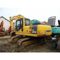 Wholesale Good Condition Low Price Original Japan Used Komatsu PC200-8 Excavator For Sale from china suppliers