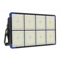 China Cold Forging Heat Dissipation Commercial Exterior LED Lights / LED Stadium Light 200W To 1500W In Black on sale