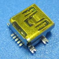 Wholesale Mini USB 5Pin B SMT Type Waterproof Connector from china suppliers