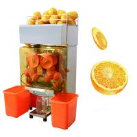 Buy cheap CE Electric Commercial Automatic Orange Juicer Machine for Drink Shop from wholesalers