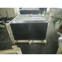 Wholesale G684 Honed Granite Stone Tiles , House Granite Flooring OEM Service from china suppliers